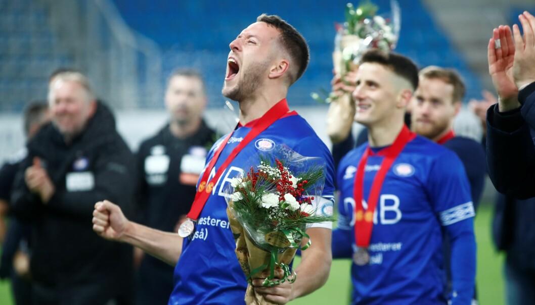 Fjorårssesongens seriebronse sikrer Vålerenga deltakelse i UEFAs nye conferenceliga. Som igjen kan gi klingende mynt i kassa dersom østkantklubben kommer seg videre fra kvalik.