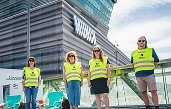 Ytterligere opptrapping av Unio-streiken: I Oslo er 1.900 i streik fra onsdag