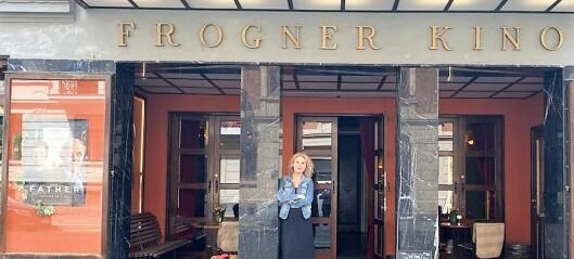 Frogner kino starter et konsept der folk kan velge sin egen film, for sitt eget publikum