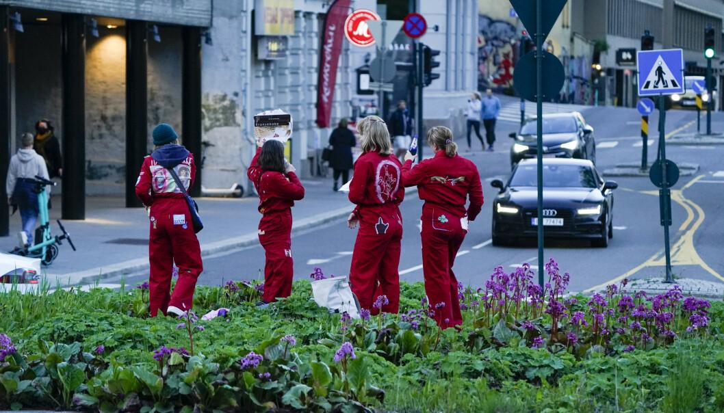 Som følge av smitteutbrudd stanser Oslo russefeiringen i én uke.