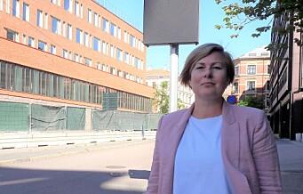 Nødrop fra Uranienborg skole! – Vi trenger hjelp med trafikksikkerhet utenfor skolen vår