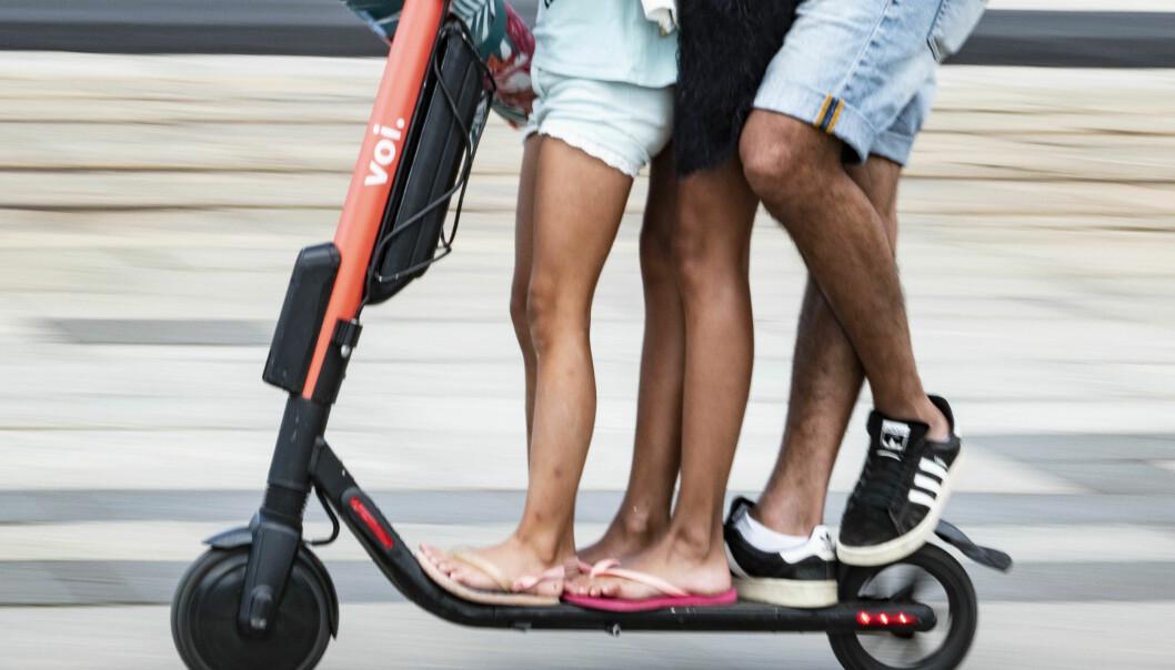 Rekordmange i Oslo har skade seg på elsparkesykkel etter at byen gjenåpnet. Mange av de skadde hadde drukket alkohol.