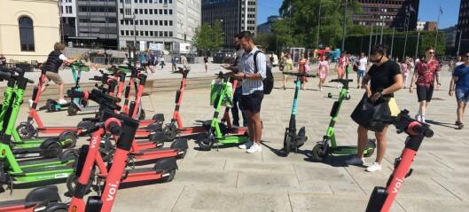 Voi-sjefen: Katastrofe for brukere av elsparkesykler