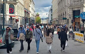 118 personer i Oslo har fått bøter eller fengsel for karantenebrudd
