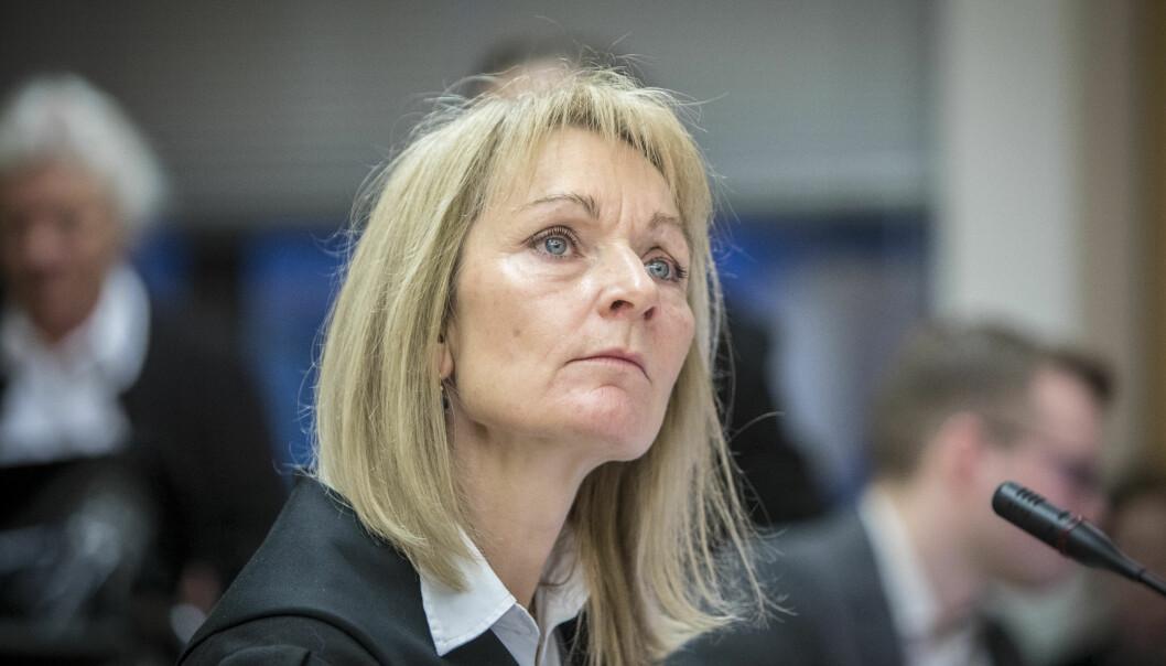 Politiadvokat Hilde Hermanrud Strand vil ikke ut med hvor forsøkene på voldtekt skal ha skjedd.