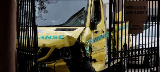 Statsadvokat anker ikke dom mot ambulansekaprer på Torshov