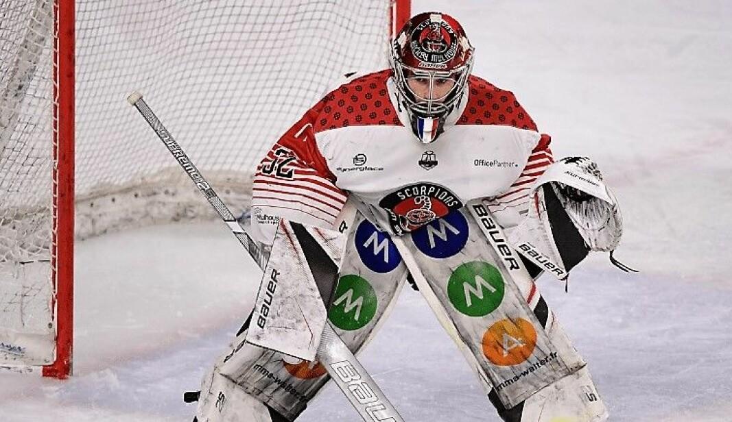 Franske Quentin Papillon ser fram til nye utfordringer på Grünerløkka kommende hockeysesong.
