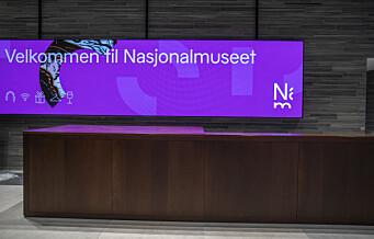 Det nye Nasjonalmuseet åpner 11. juni 2022