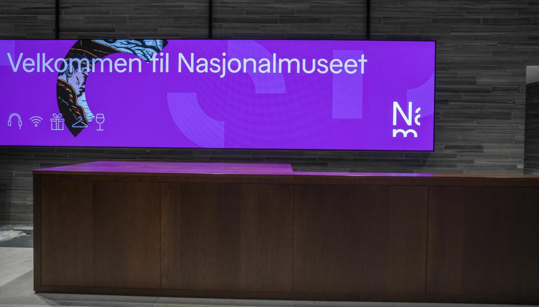 Om nøyaktig ett år åpner endelig dørene på det nye Nasjonalmuseet på Vestbanen i Oslo etter flere utsettelser.