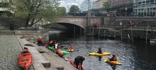 Padlere og ungdomsorganisasjon inviterer til sommermoro på vann og til lands i Olafiagangen