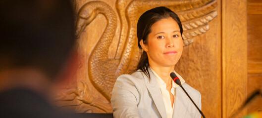 Se hele mistillits-dramaet mot Lan Marie Berg (MDG) direkte i nett-TV onsdag