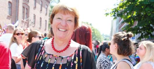 Ordføreren fikk med seg alle: Samtlige Oslo-partier svarer på Pride-hets med utvidet flagging