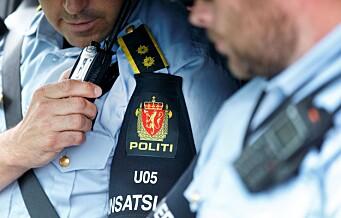 Politiet rykket ut til slagsmål på Grønland