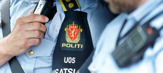 Person skadd under knivran i Gamle Oslo. Politiet tror de har pågrepet gjerningsmann