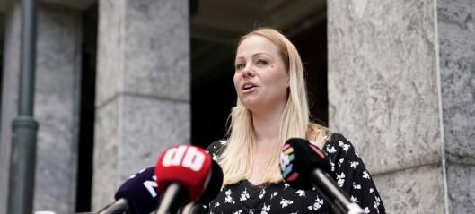 Rødt sikrer flertall for mistillit i bystyret: Lan Marie Berg (MDG) må gå av som byråd