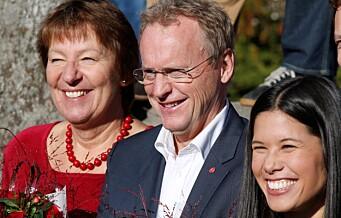 Lan Marie Berg sitter fortsatt som byråd etter mistilliten