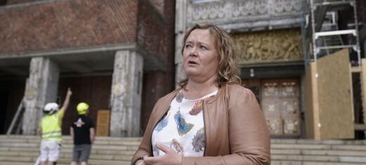 Oslo Høyre kan snu i mistillitssaken mot Lan Marie Berg