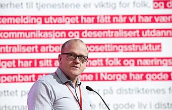 Oslo Ap: Ikke grunnlag for mistillit mot Lan Marie Berg
