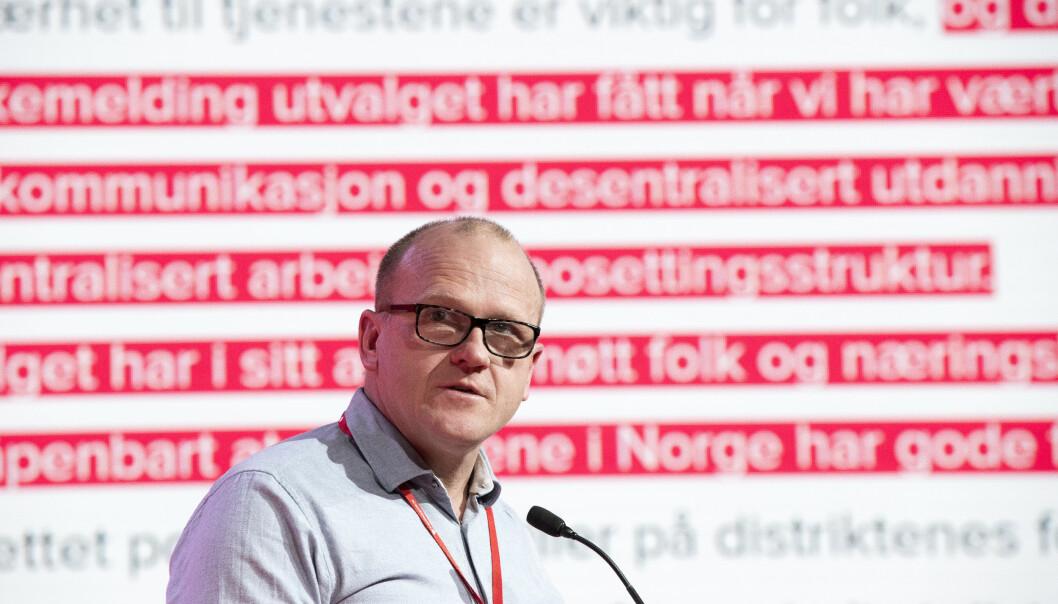 Frode Jacobsen, leder for Oslo Ap, mener det ikke er grunnlag for mistillit mot miljøbyråd Lan Marie Berg.