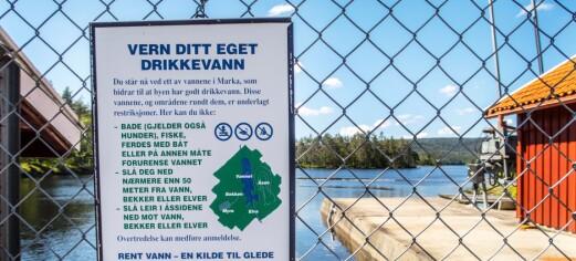Vannledning for hele Oslo vest stenges på jakt etter lekkasje: - Viser hvor sårbar vannforsyning byen har