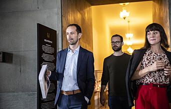 Venstre åpner for å erstatte Rødt som byrådets samarbeidsparti
