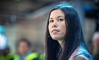 Oslo bystyre møter pressen etter behandlingen av mistillitsforslaget mot Lan Marie Berg