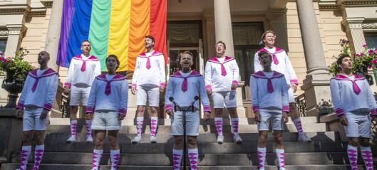 Joda! Det blir Oslo Pride. Se hva som skjer i år