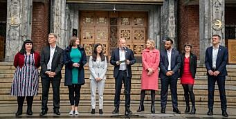 Byrådskrise i Oslo: Raymond Johansen går av med hele byrådet etter å ha stilt kabinettspørsmål