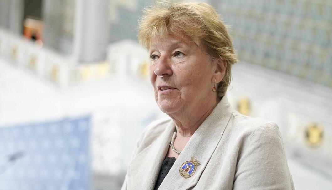 — Kommuneloven pålegger meg et helt spesielt ansvar nå for å se til at vi kan få et nytt byråd, og at det kommer på plass så snart det er mulig, sier ordfører Marianne Borgen (SV).
