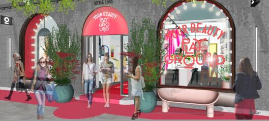 Svensk kosmetikk-kjede etablerer seg på Karl Johan og ansetter over tjue butikkmedarbeidere, frisører og hudpleiere