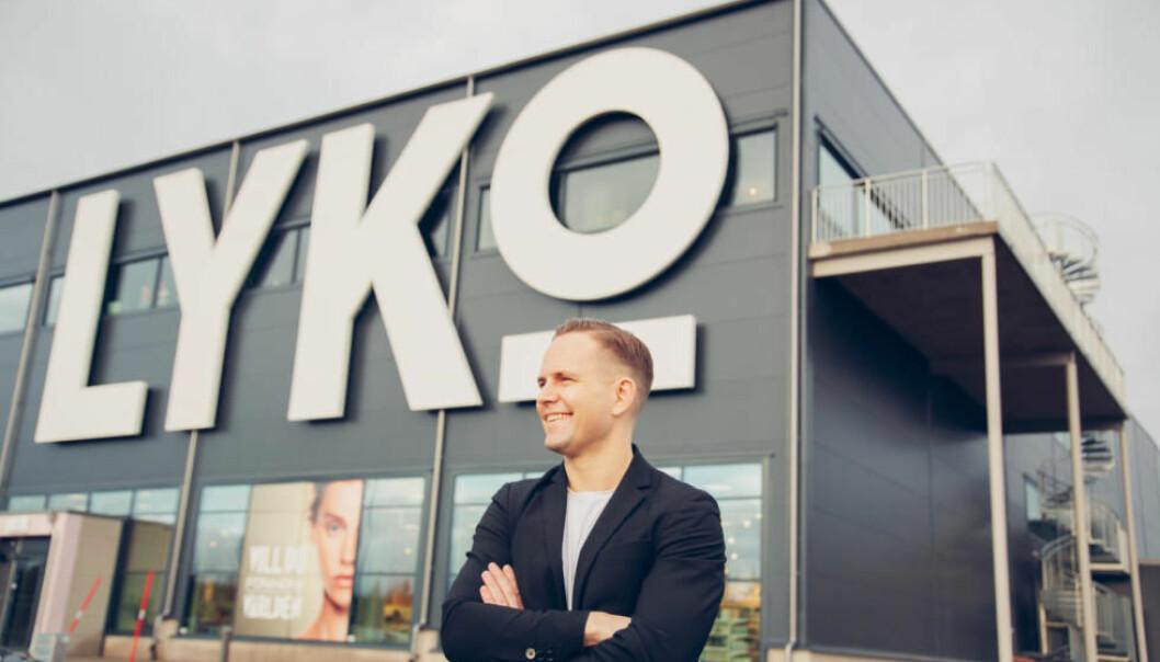 Grunnlegger Richard Lyko har stor tro på en fysisk butikk til i Oslo.