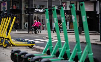 Det blir likevel ikke vedtatt gateleie for elsparkesykler i Oslo, som bystyret vedtok i mai