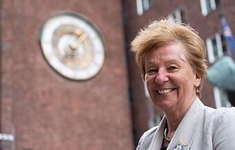 Ordfører Marianne Borgen (SV) i samtaler med alle partier før nytt byråd kan velges