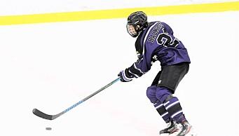 Stortalentet Leo Halmrast (18) klar for svensk ishockey