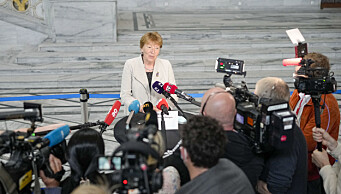 Oslo-ordfører håper på byrådsløsning neste uke