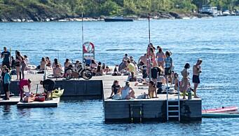 Bymiljøetaten fraråder bading i Oslo – fare for kloakk og avføring