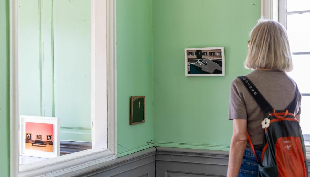 Utstillingen Utflukt i Strandpaviljongen i Hvervenbukta er nå åpen.