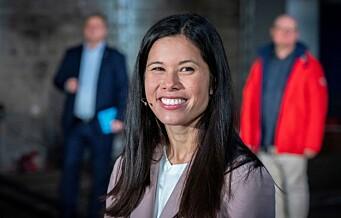- Jeg drømte aldri om å bli politiker, sier Lan Marie Berg. Etter seks år som miljøbyråd ryddet hun kontoret i Rådhuset