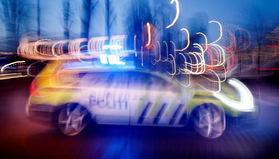 Politiet fikk melding om saken via AMK etter at forbipasserende fant mannen liggende på gaten i nærheten av Kubaparken.