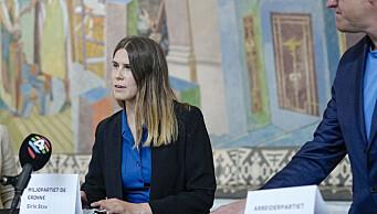 VG: Sirin Stav overtar etter Lan Marie Berg