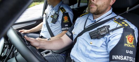 Politiet: Ingen uønskede hendelser så langt i Oslo under 22. juli-markeringen