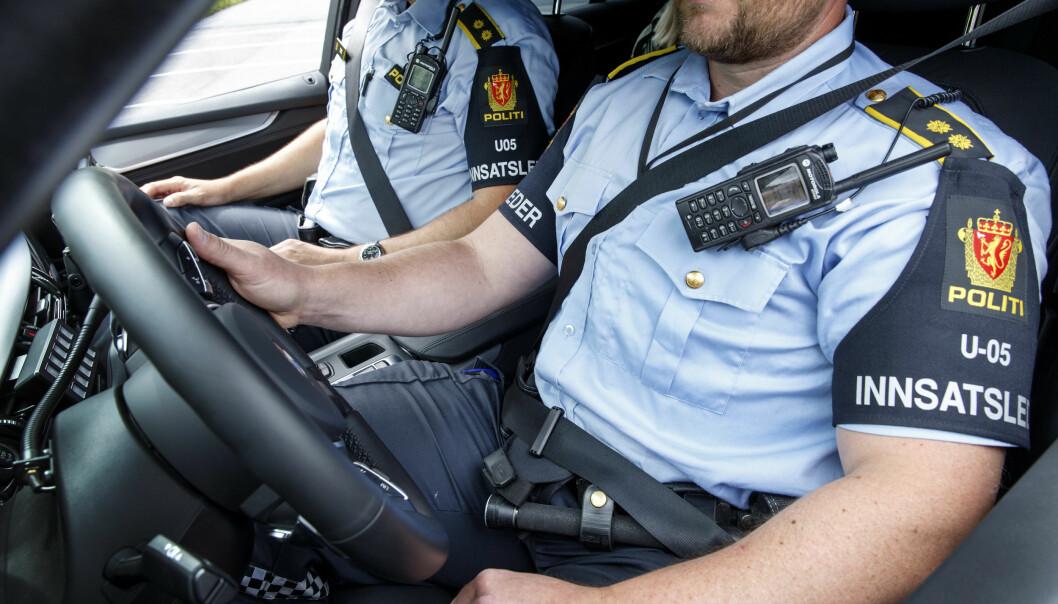— Vi tror saken har sammenheng med en voldshendelse på Høybråten klokken 23.40, sier politiets operasjonsleder Gjermund Stokkli.