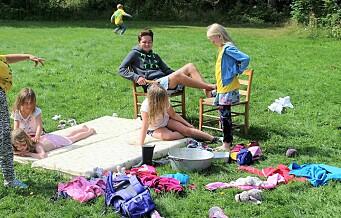 Nå åpner Hudøy feriekoloni igjen for oslounger: - Vi gleder oss noe helt vilt!