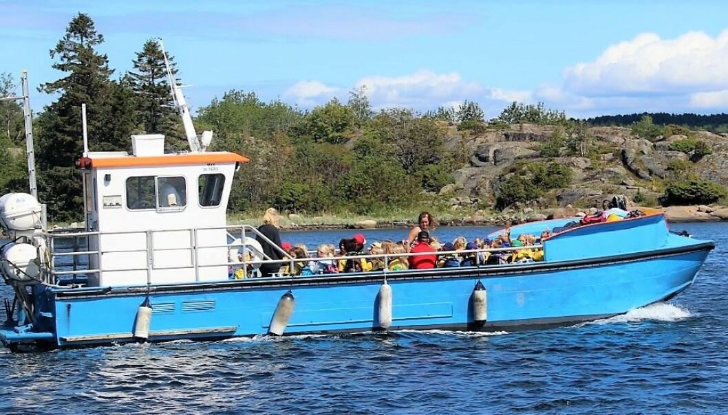 Mandag kommer sommerens første feriegjester til feriekolonien på Hudøy.