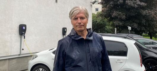 Reagerer kraftig på at MDG vil fjerne elbiler i byen: - De undergraver klimakampen, sier Ola Elvestuen (V)