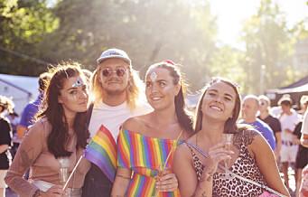 Koronalettelser godt nytt for Oslo Pride: - Vi åpner opp for flere!