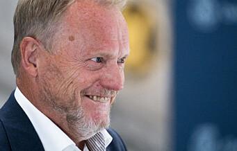 Raymond Johansen (Ap) får oppdraget med å danne nytt byråd i Oslo