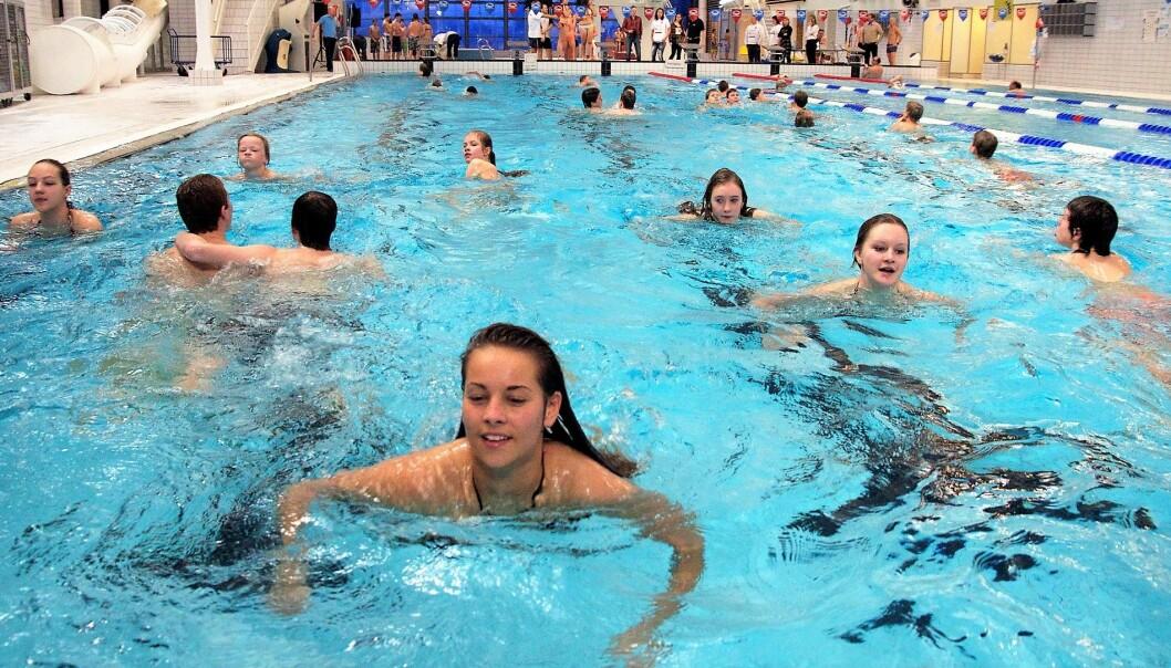 Svømmehalltilbudet til Oslos befolkning vil være bedre enn vanlig denne sommeren.
