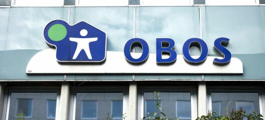 KPMG-gransking av boligdirektør i Obos: Bør ikke være involvert i Ulven-salget fremover