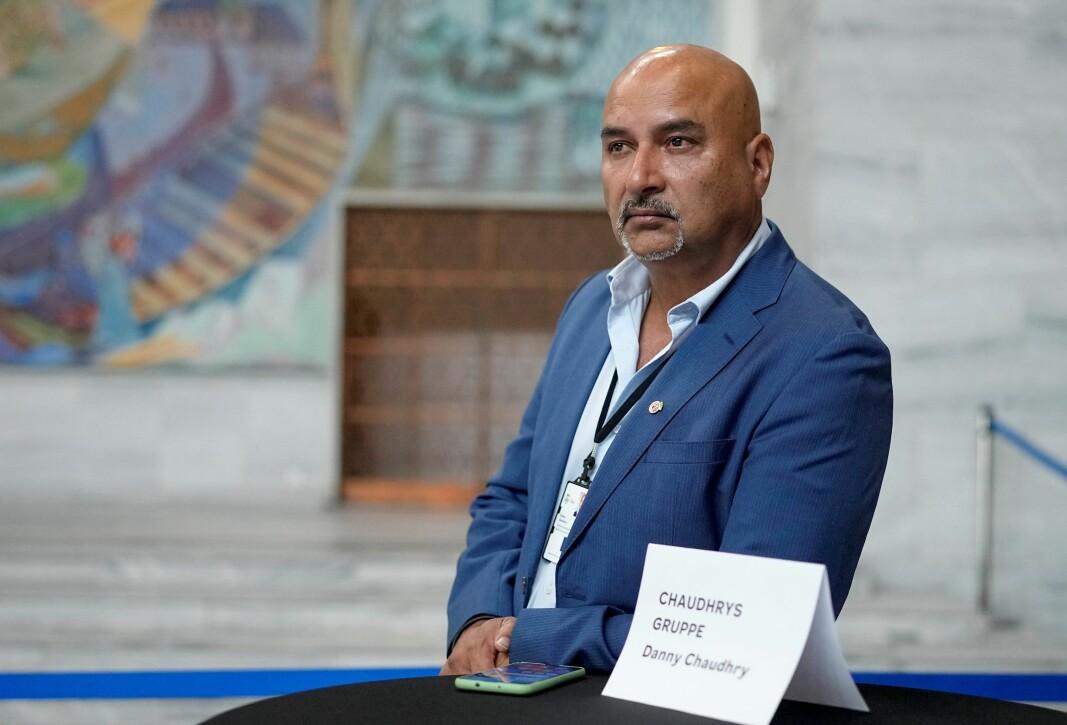 Danny Chaudhry ble valgt inn i bystyret som FNB-representant, men brøt med bompengepartiet. Så registrerte han sitt eget parti - FMB - Folkeaksjonen mot bompenger.